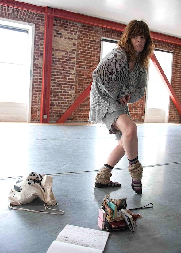 Maureen Whiting, SAFEhouse Arts